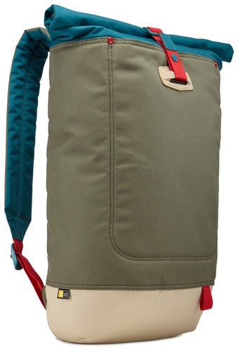 Рюкзаки городские CASE LOGIC Larimer Rolltop LARI114 (PetrolGreen)